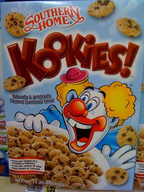 Aldi Cereal Mascots Are Coming For You In The Night Shit
